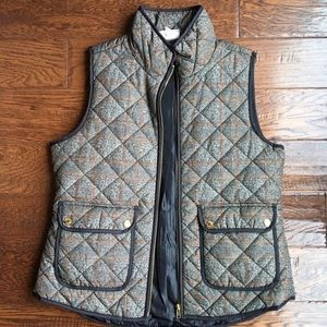 Kenar Puffy Quilted Vest